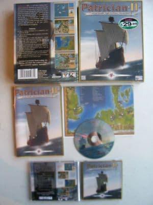 Patrician 2  PC  Rare Big Box Edition