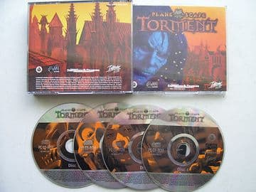 Planescape Torment PC Big Box Edition