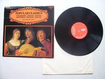Popular Classics Rare  LP