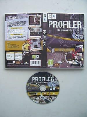 Profiler The Hoscotch Killer Hidden Object PC Game