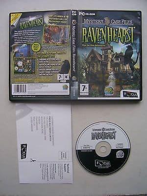 Ravenhearst Hidden Object PC Game