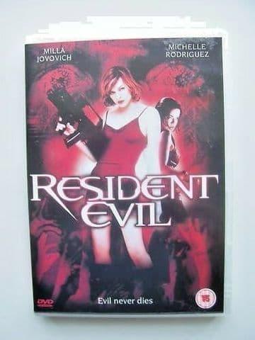 Resident Evil (DVD, 2004)