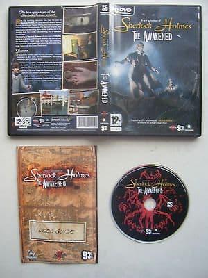 Sherlock Holmes The Awakened PC Original release