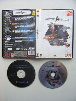 Star Trek Starfleet Command PC