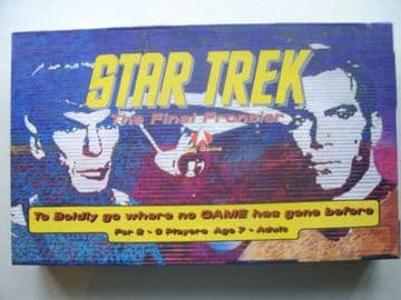 Star Trek The Final Frontier  The Game