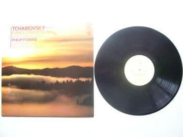 Tchaikovsky  Rare  LP