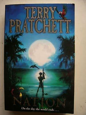 Terry Pratchett Nation  Novel