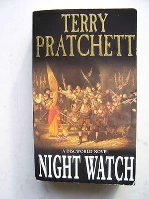 Terry Pratchett Night Watch  A Discworld Novel