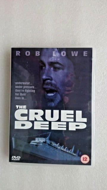 The Cruel Deep  (DVD 2000)