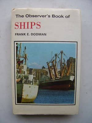 The Observer's Book of Ships