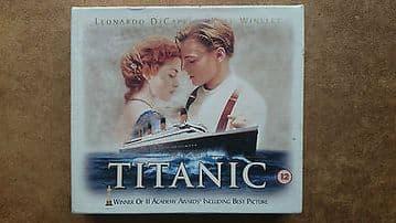 Titanic Limited Box Set Collection