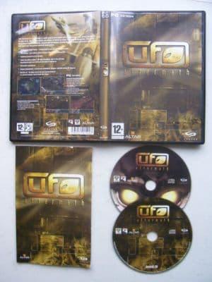 UFO Aftermath  PC Original Release