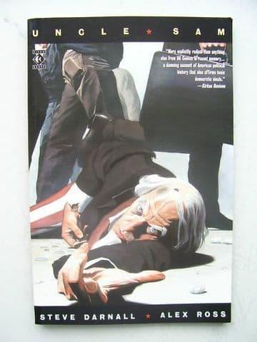 US Uncle Sam Graphic Novel by Titan Books 1999