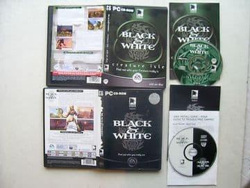 Vintage Black and White Plus Creature Isle Add On PC