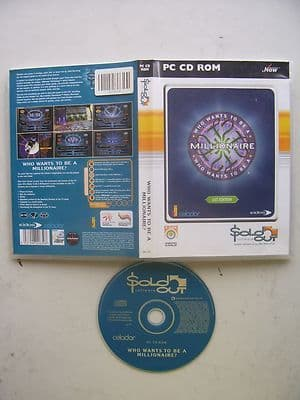Who Wants to be a Millionaire 1st Edition  PC