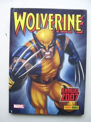 Wolverine Annual 2007 by Panini Books