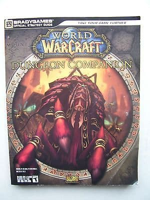 World of Warcraft Dungeon Companion Strategy Guide