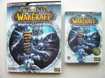 World of Warcraft Wrath of The Lich King Game and Guide