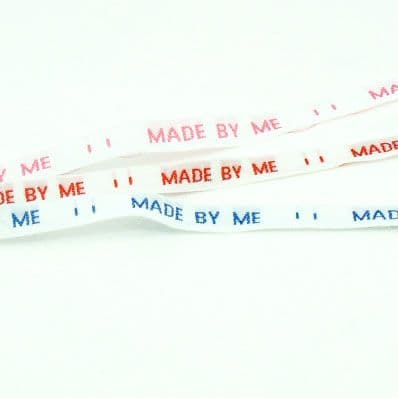 Made by me labels