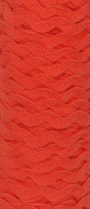 Red large ric rac