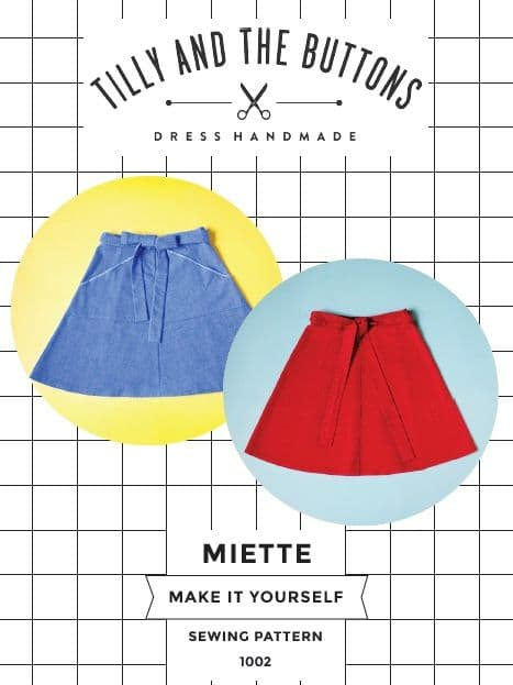 Tilly and the Buttons MIETTE sewing pattern