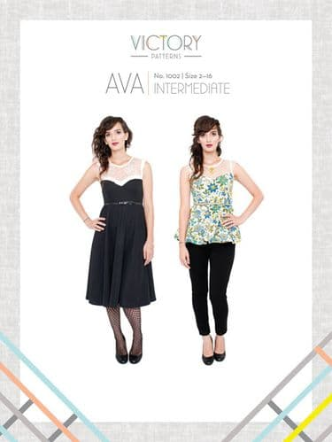 Victory Ava Sewing Pattern