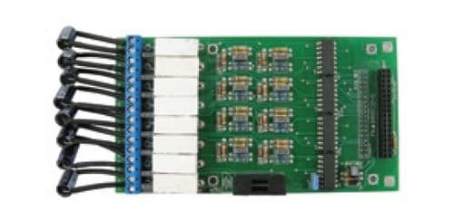 (13-014) Zeta Premier M+ Panel 8 Zone Expansion PCB