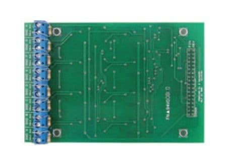 (13-015) Zeta Premier M+ Panel 8 Zonal Sounder Expansion PCB