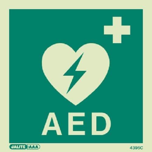 (4347) Defibrillator Symbol Sign