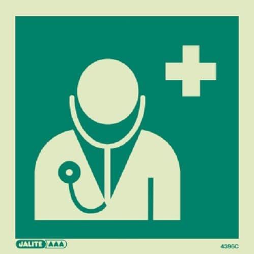 (4396) Paramedic Doctor Symbol Sign