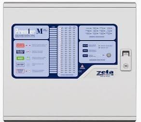 (PMP8) Zeta Premier M Plus Conventional 8 Zone Fire Alarm Control Panel