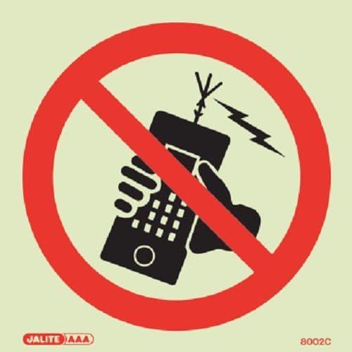 No radio transmitters (Jalite 8002) image only