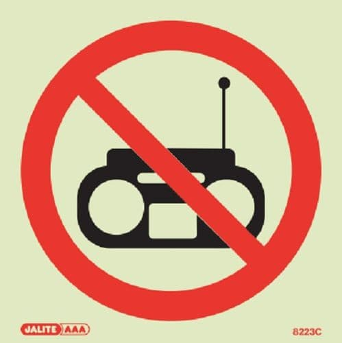 No radios (Jalite 8223) image only