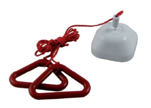 Disabled Toilet Alarm Pull Cord