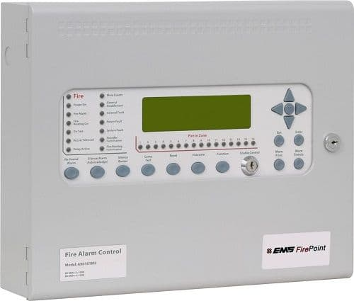 EMS FireCell Control Panels