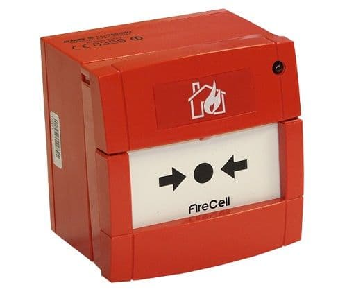 EMS FireCell Manual Call Points (MCP)