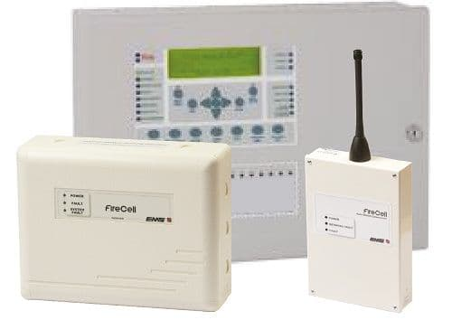 EMS FireCell Wireless Control Panel Kits