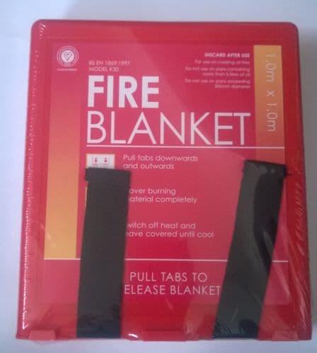 FIRE BLANKET 1.8m x 1.2m