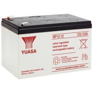 NP12-12 Yuasa 12v 12Ah Battery