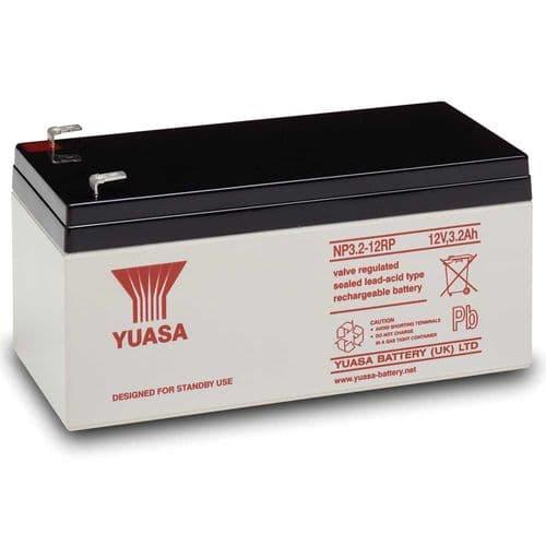 NP3.2-12 Yuasa 12v 3.2Ah Battery