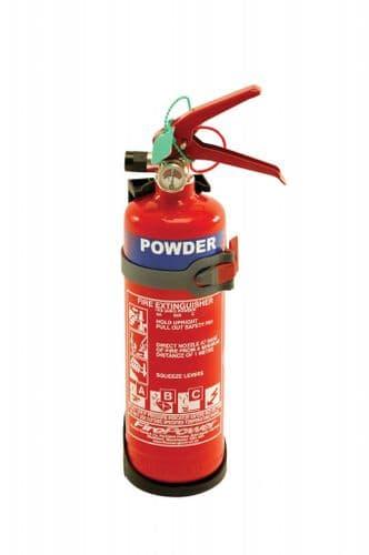 POWDER ABC Extinguisher 'FirePower' - *various sizes*