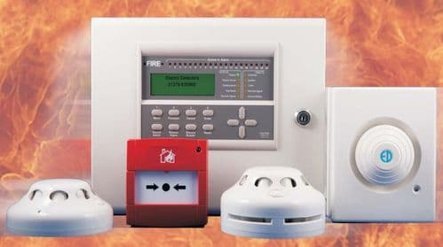 Radio Wireless Fire Alarms