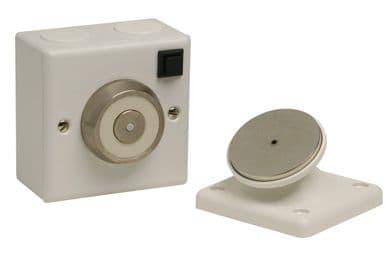 Vimpex Surface Mounted 230V Door Holder (200N)