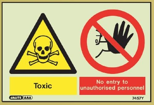 Warning & Security Signs