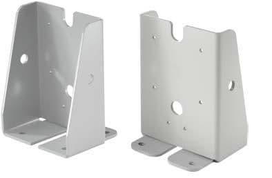 Zeta Magnetic Door Holder Wall or Floor Bracket (ZT-BR)