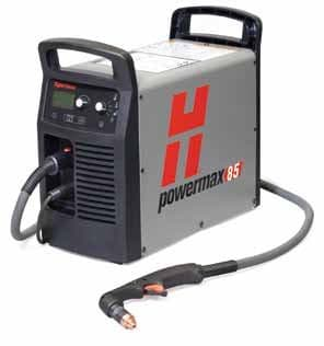 Hypertherm  Handheld Plasma cutting machine packages