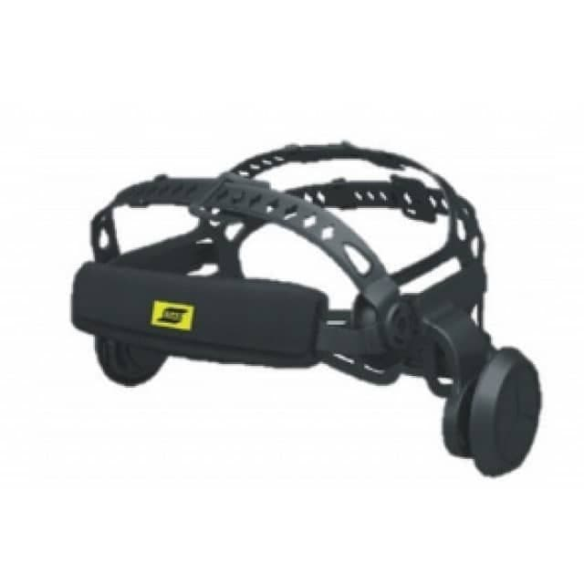 0700000805 Esab Sentinel for air headgear includes sweatbands.