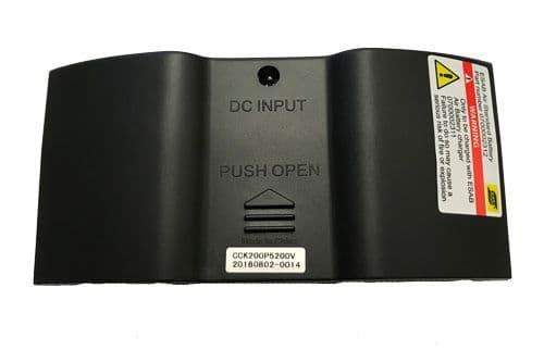 0700002313 Heavy duty Esab L-ion battery for G40 air