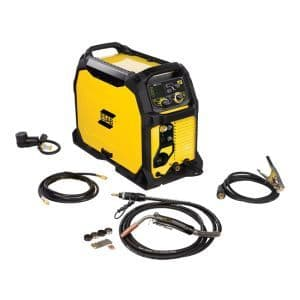0700300989 ESAB Rebel EMP 235ic  Mig, MMA and DC Lift Tig  welder 110 + 240 volt supply