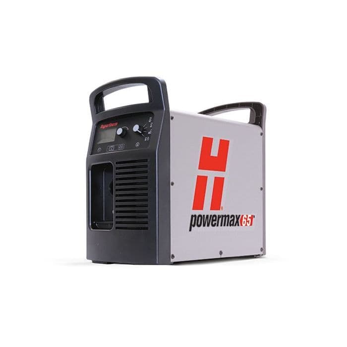 083269 Hypertherm powermax 65 plasma cutter, with 14 pin CPC & RS-485 port, for automated use,